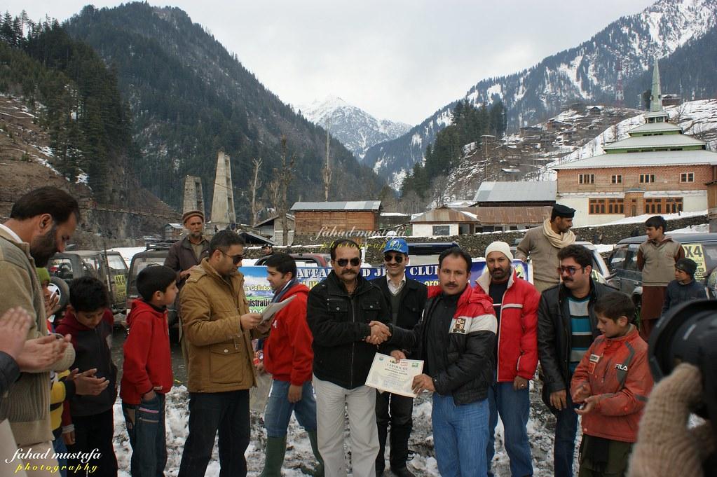 Muzaffarabad Jeep Club Neelum Snow Cross - 8471965836 6b5b6d2908 b