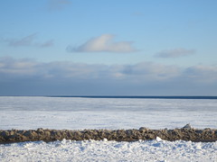 Tawas Bay, Winter