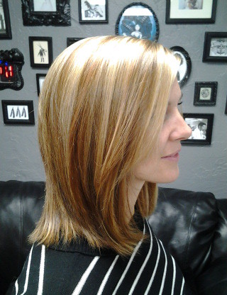 ADRIENNE SIDE, HAIR RAIZERS SALON, BRADENTON, FLORIDA by HAIR RAIZERS SALON