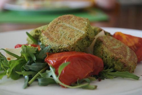 Baked Falafel Recipe DSC09611