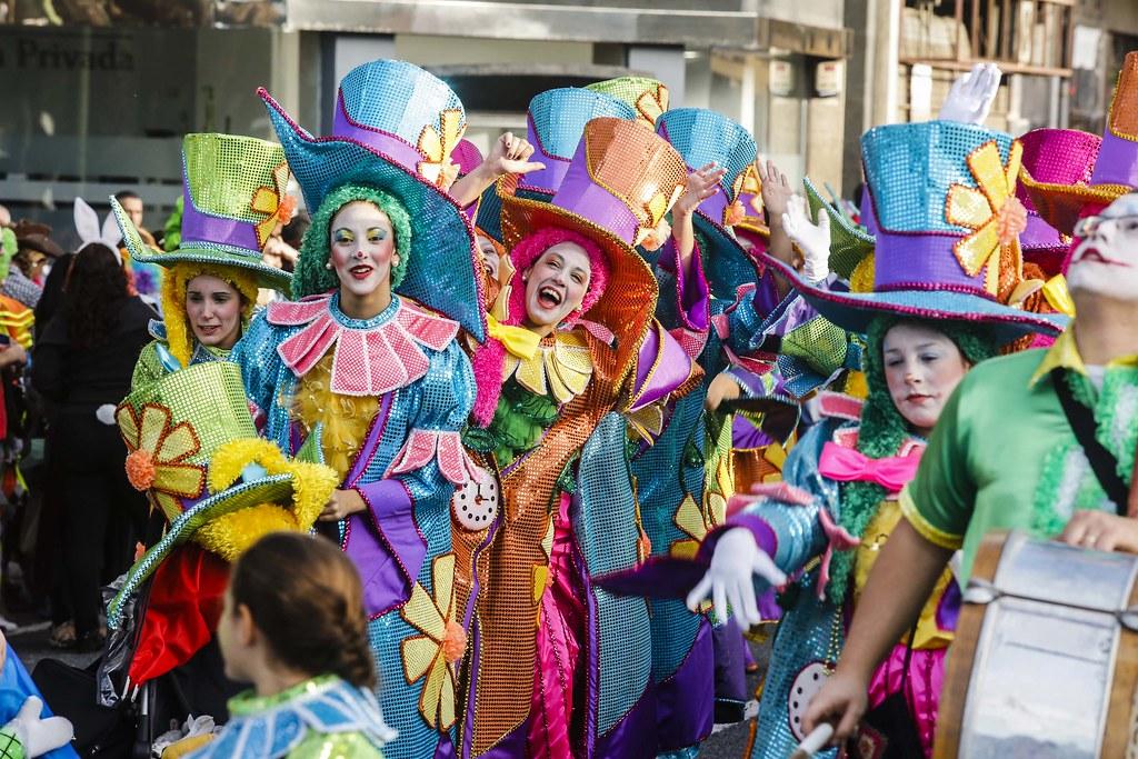Fotos gran cabalgata del carnaval 2013 las palmas de for Fred olsen telefono oficina las palmas