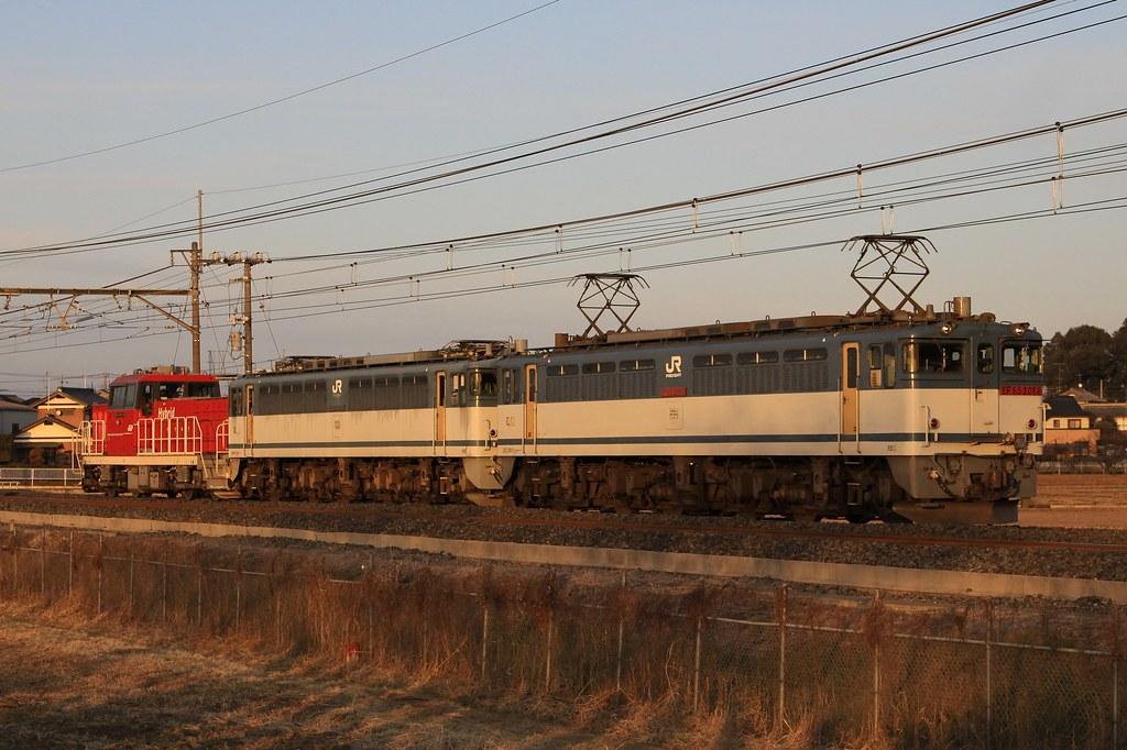 9170 EF65-2066+EF65-1043+HD300-901