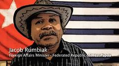 Jacob Rumbiak West Papua