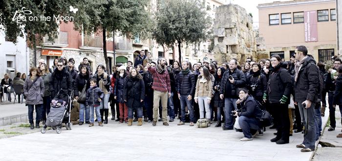 Poesia en la ciudad Tarragona Alvaro Sanz Lluis Gavalda 012