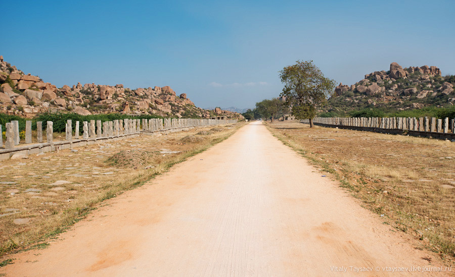 Way, Karnataka, India