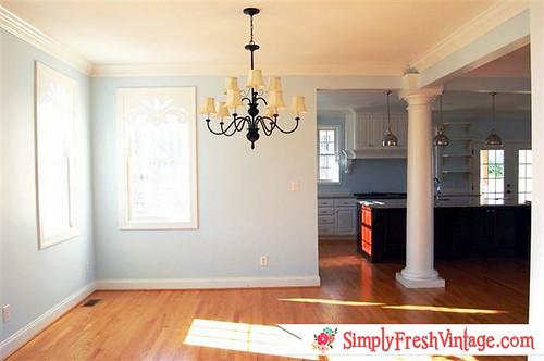 Dining Room ... SimplyFreshVintage.com