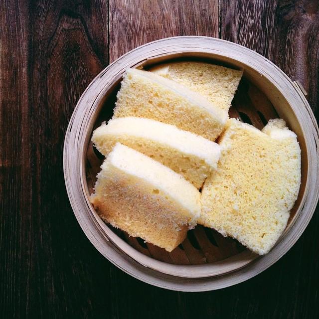 Kai Tan Koh Ji Dan Gao Steamed Egg Cake