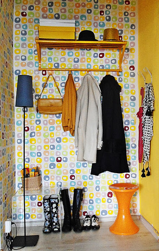 yellow entryway 1