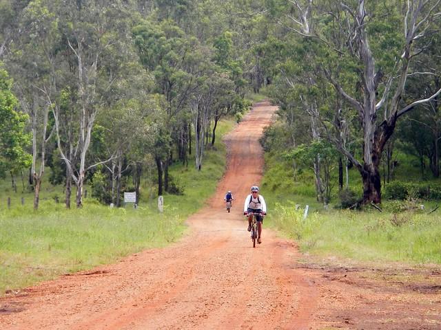 Spicers Gap Road