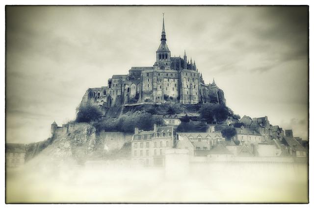 Fog St Michel