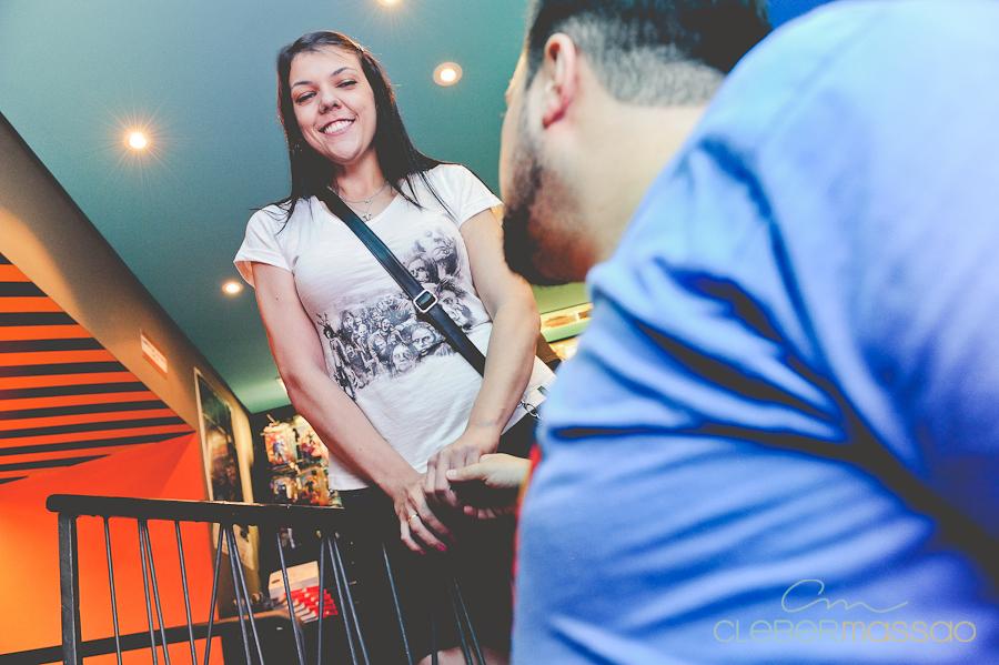 Ana e Fabio E-session na Loja Geek Alameda Santos (19 de 38)