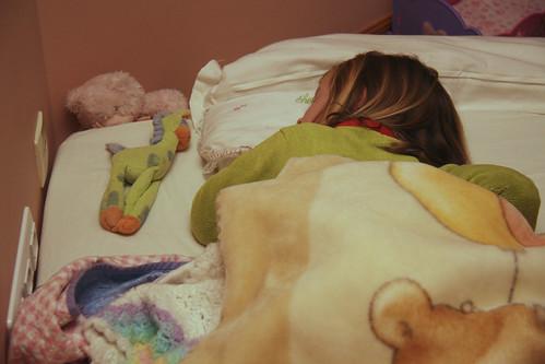 Nora Sleeping