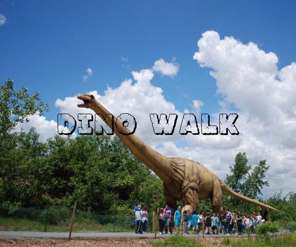 Life Size Animatronic Argentinosaurus