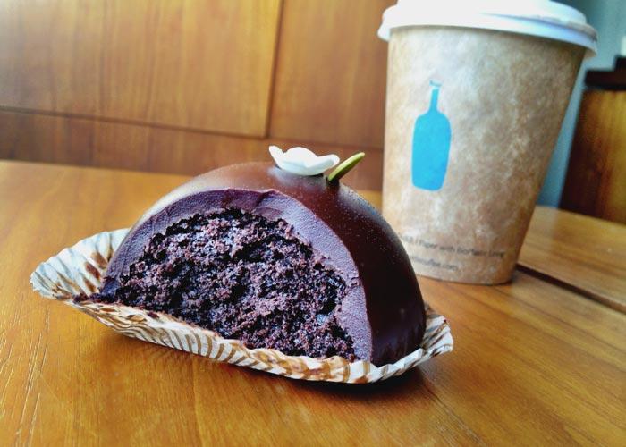 Mini Scharffen Berger Cake