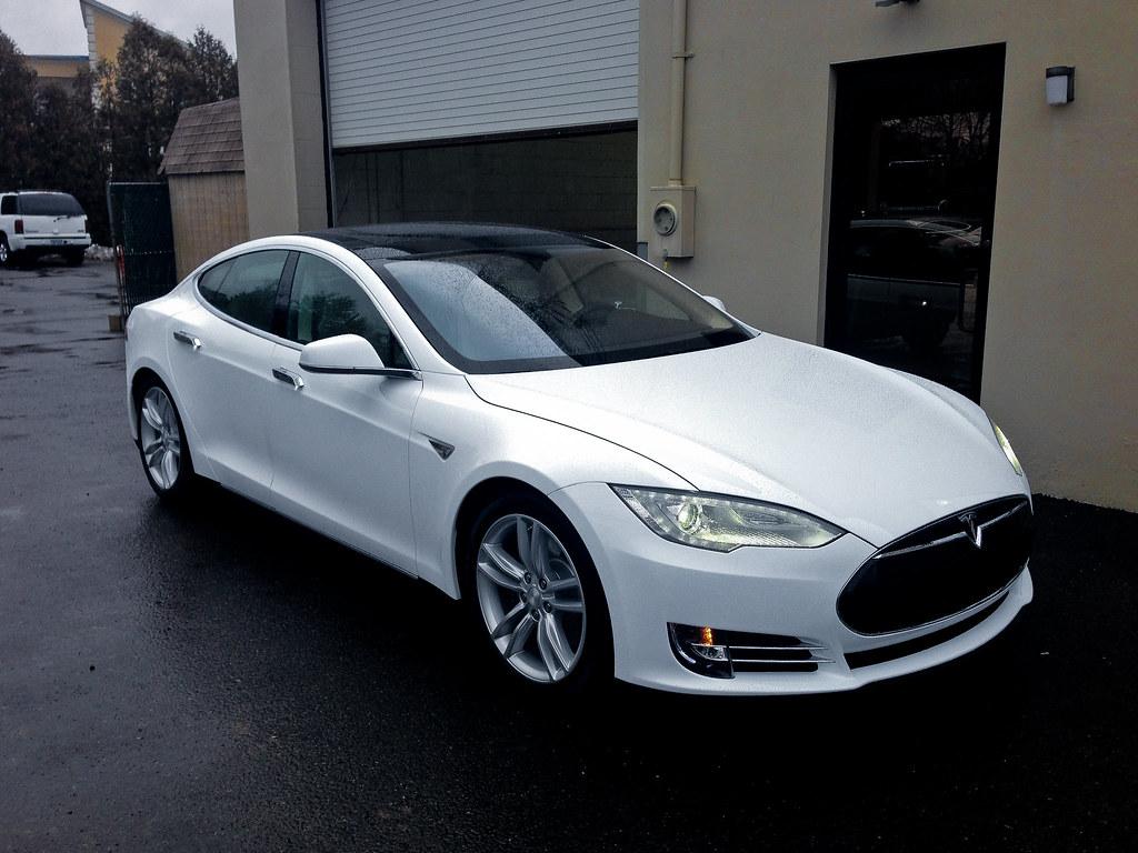Geremy's Tesla Model S
