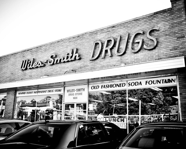 Wiles-Smith Drugs, Memphis, TN | PopArtichoke