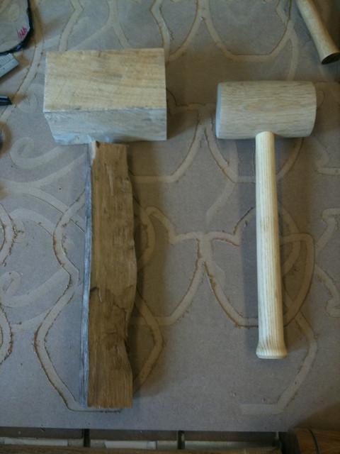 Make a Wooden Mallet