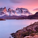Patagonia Sunrise by ©Helminadia Ranford