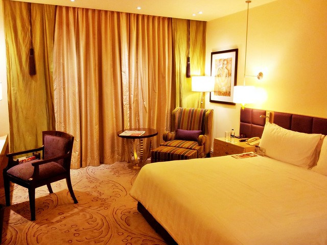 ITC Maratha Hotel 04 - Bed
