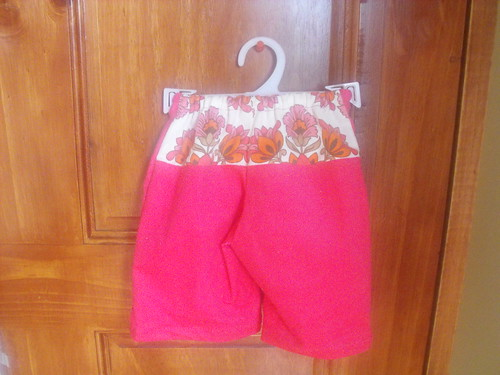 Quick Change Trousers / Pantaloncitos 3 meses