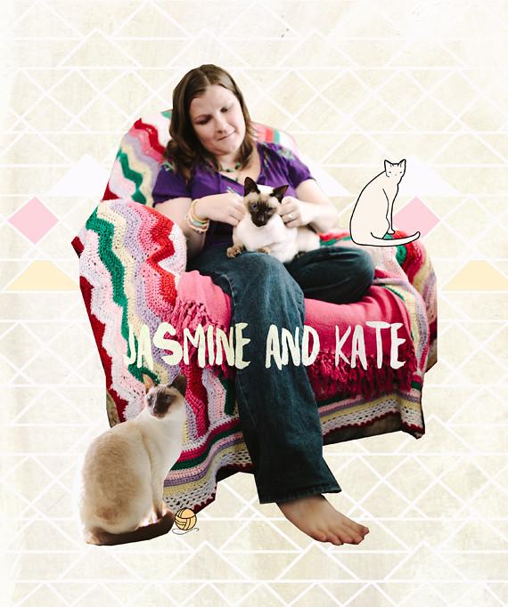 Jasmine and Kate