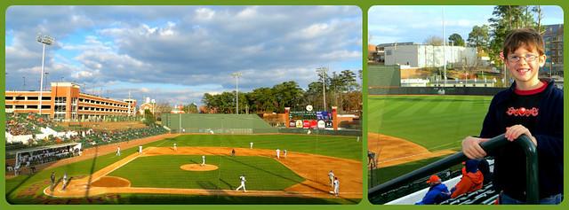 60.365 {Baseball at Plainsman Park}