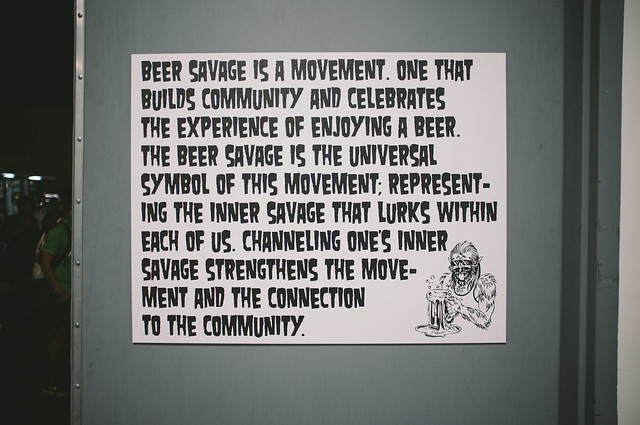 "Beer Savage ""Our Inner Savage"" @ Noble Ale Works!"