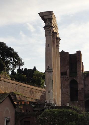 Foro Romano Ruins