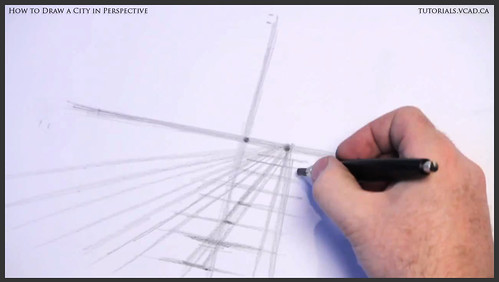 learn how to draw city buildings in perspective 003