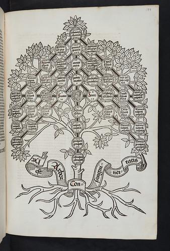 Woodcut illustration in Ferrariis, Johannes Petrus de: Practica nova judicialis