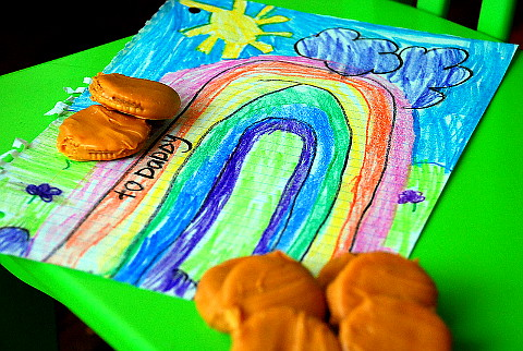 Pot o' Gold Cookies