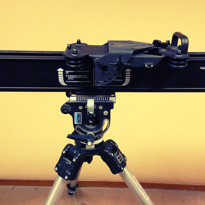 Multiglider fj 15 - camera support / dolly / slider