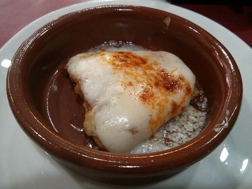 Zaragoza | Durán 5 | Cazuela de bacalao