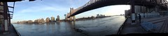 East River Esplanade, iPodography Panorama, Sunday, March 10, 2013 IMG_0430