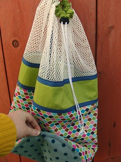 Laundry Bag for Heather