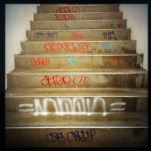 stairs #hipstamatic
