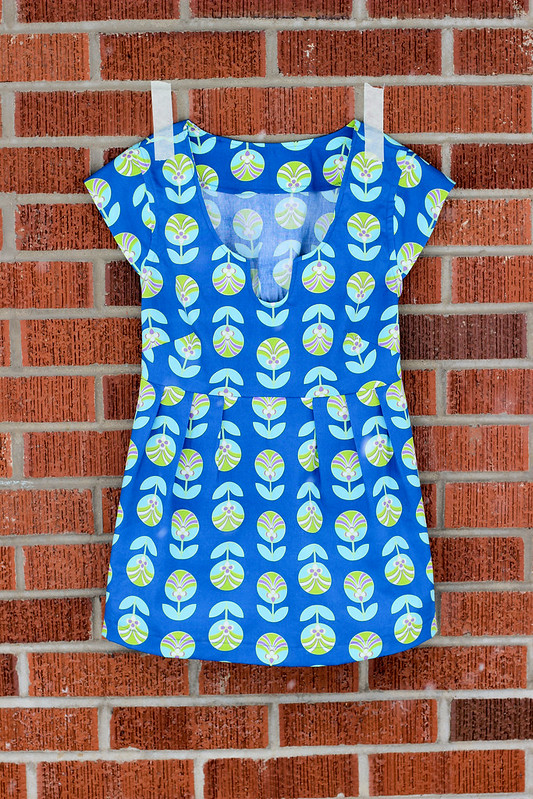 Color Me Retro Washi Tunic