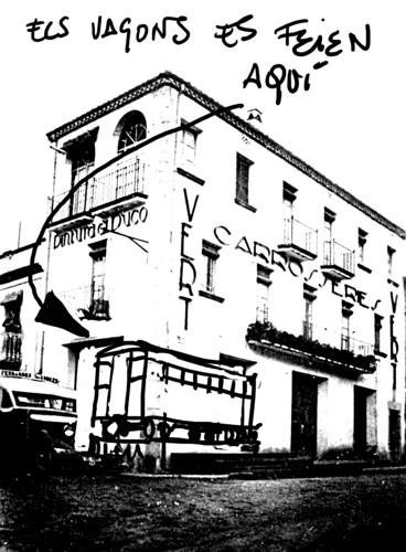 Carrer Roser 1936