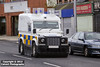 PSNI / POLICE / Land Rover Penman / Tactical Support Group by Calvert Photography