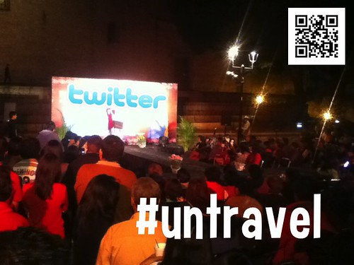 Fan Art for the #untravel tweetchat
