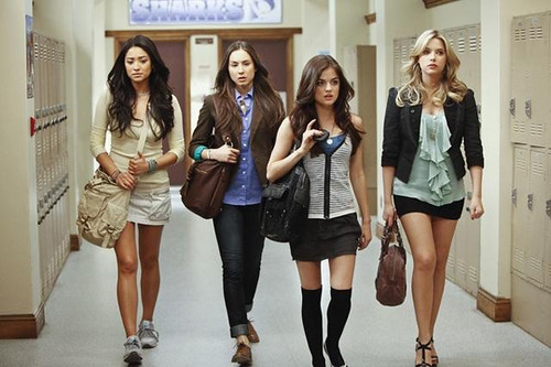 Pretty Little Liars - Inspiration