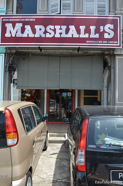 Marshall's Burger (1)