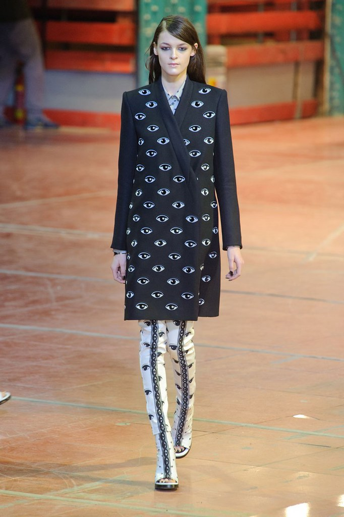 kenzo fw2013 collection