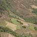 Campos de cultivo en el camino de Solaga a San Juan Tabaá, Región Sierra Juárez, Oaxaca, Mexico por Lon&Queta