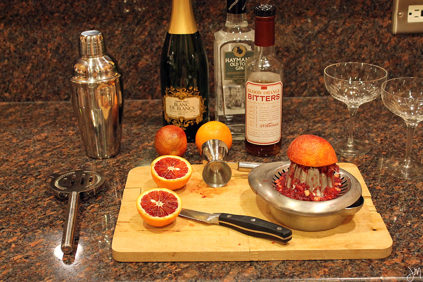 Julip Made blood orange french 75_1
