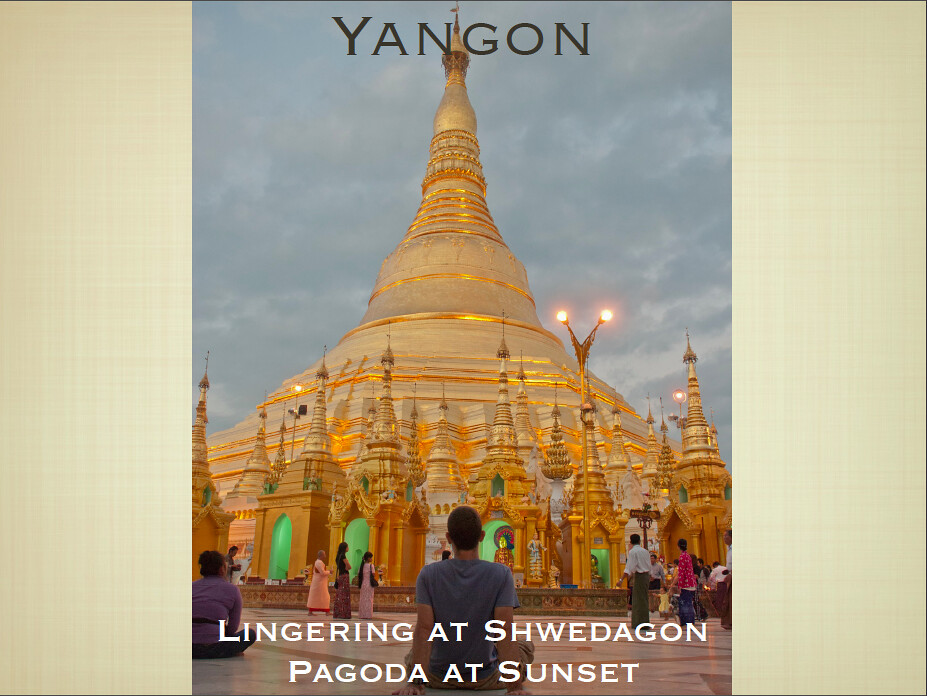 All About Myanmar - Shwedagon