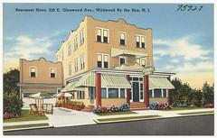 Rosemont Hotel, 230 E. Glenwood Ave., Wildwood by the Sea, N. J.