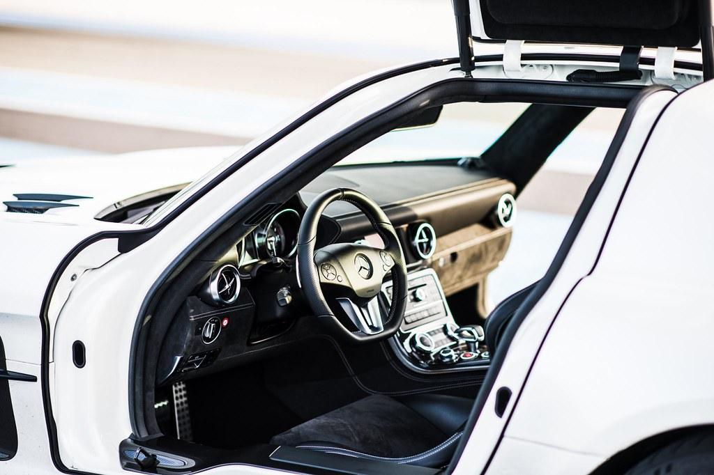 Mercedes-Benz SLS AMG Black Series