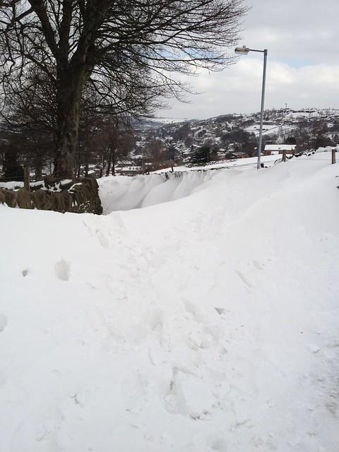 Snowdrifts IV