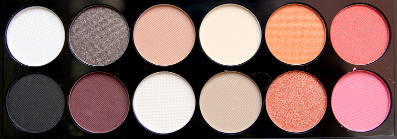 Sleek makeup shangri-la respect i-Divine palette3